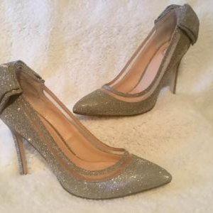 I. Miller Reyhan Steel Stiletto Women Shoes